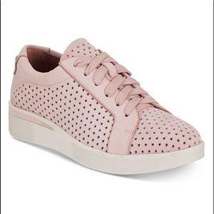 Gentle Souls Pink Suede Stars Haddie Sneakers 8